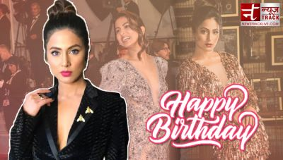 Birthday: Hina Khan wanted to become a journalist but now is one of the most expensive actresses of TV