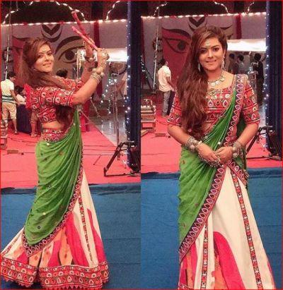 YehRrishta Kya Kehlata Hai: Photos of Navratri special Maha Episode surfaced online