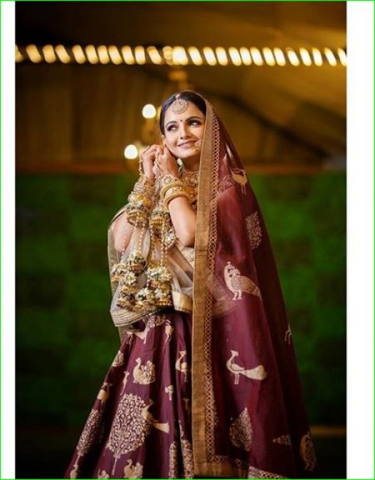 Gopi Bahu looks pretty in bridal photos, check out pic here