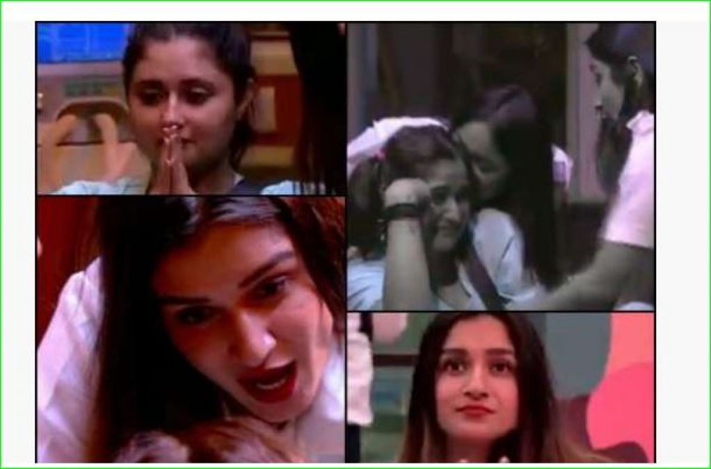 Image result for Shifali bagga fight with Rashmi and Aarti