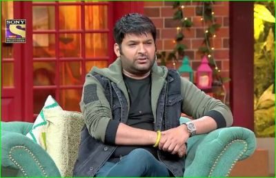 Kapil gave a shocking answer to Archana's kissing scene