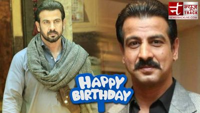 Ronit Roy washed dishes and cleaned the table, made an entry in Bollywood with this film