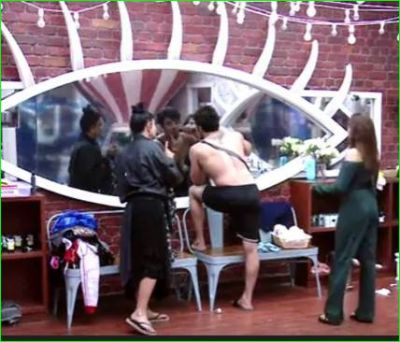 Bigg Boss 13: Siddharth Dey was taking a bath without locking the bathroom when this contestant entered