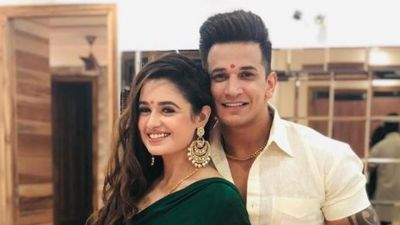 Prince Narula and Yuvika Chaudhary celebrate their first wedding anniversary, share this beautiful photo