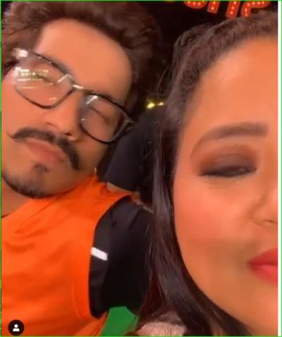 Video: Husband threatens Bharti Singh, says- 'If you leave, I'll come to your house...'