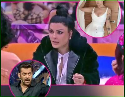As soon as Koena got eliminated, this actress got angry with Salman, said- 'Salman I am angry with you...'