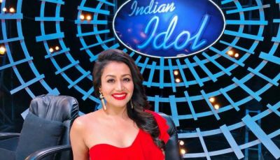 Indian Idol: This Contestant did such an act with Neha Kakkar, Anu Malik got angry, watch the video here!