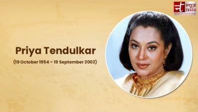 Birthday: Priya Tendulkar was India's first TV star