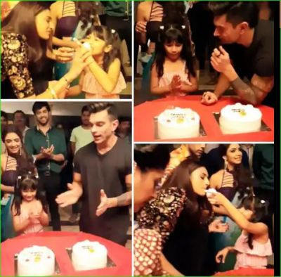 Mr Bajaj cut two cakes before leaving 'Ksauti Zindagi...'