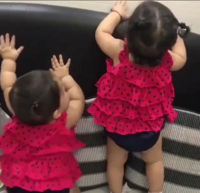 वायरल हो रहा है करणवीर की बेटियों का यह खूबसूरत वीडियो