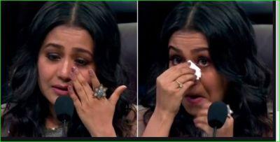 फूट-फूटकर रोने पर जमकर ट्रोल हो रहीं हैं नेहा कक्क्ड़, ट्रोलर्स ने कहा - 'मेरे सिर्फ एक ही पिता हैं...'
