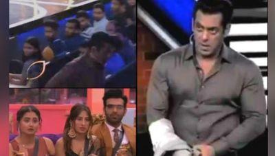 Video: गुस्से में तिलमिलाकर सलमान खान ने छोड़ा बिग बॉस 13, मेकर्स से कहा- 'किसी और को ले आओ...'