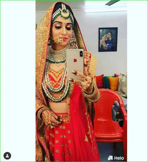 Deepika Kakkar became a bride again, fans praised