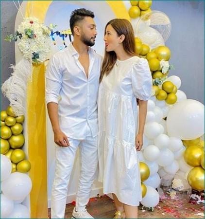 BB14 से निकलते ही गौहर खान ने धूम धाम से मनाया बॉयफ्रेंड का जन्मदिन