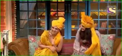 Shooter Dadis reached to promote 'Saand Ki Aankh' in Kapil's show