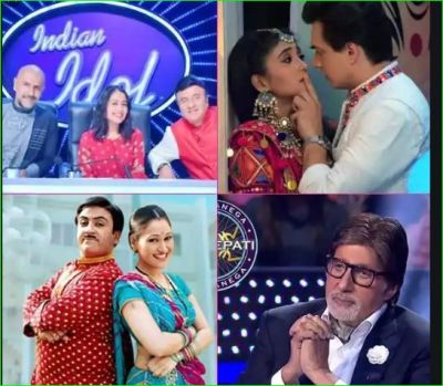 Shows from first to third number in TRP list will make you happy