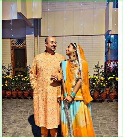 After marriage, princess Mohena celebrated her first Diwali with in-laws, shared photos