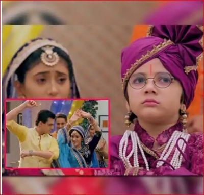 Karthik will come closer to Vedika in front of Naira, Kairav ​​will know the truth ...