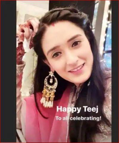 Karthik will celebrate Teej with Vedika, not Naira, these photos are giving evidence!