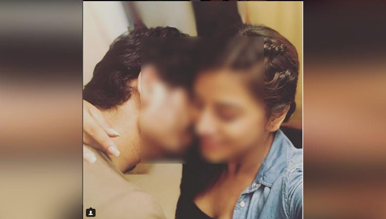 बॉयफ्रेंड संग सरेआम इंटिमेट होने पर ट्रोल हो रही है यह अभिनेत्री