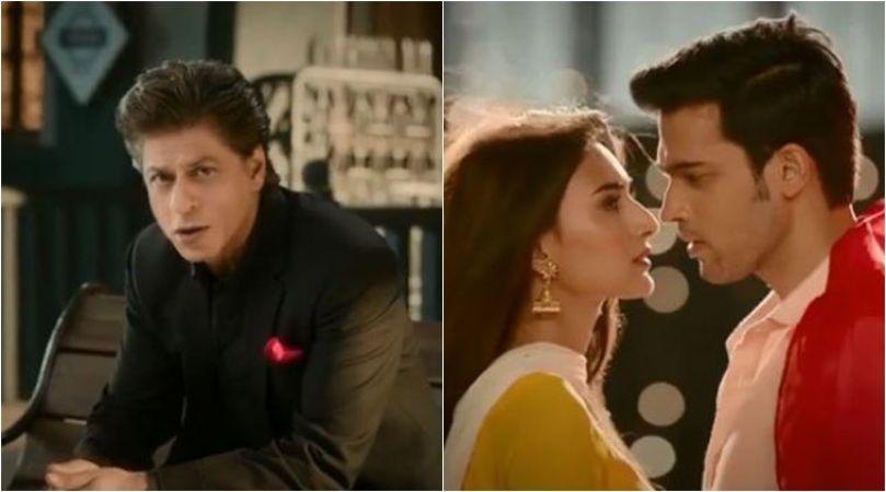 शाहरुख़ खान ने बताई 'प्रेरणा-अनुराग' की अधूरी प्रेम कहानी