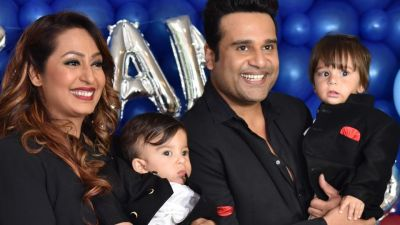 Because of this, Krishna Abhishek's wife Kashmira does not go to Kapil's show