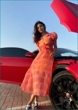 Naagin Shivangi gets her glamorous photoshoot done, check out stunning photos here