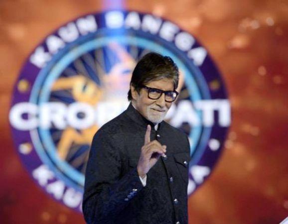 अमिताभ बच्चन के शो में नजर आएगा यह सुपरस्टार