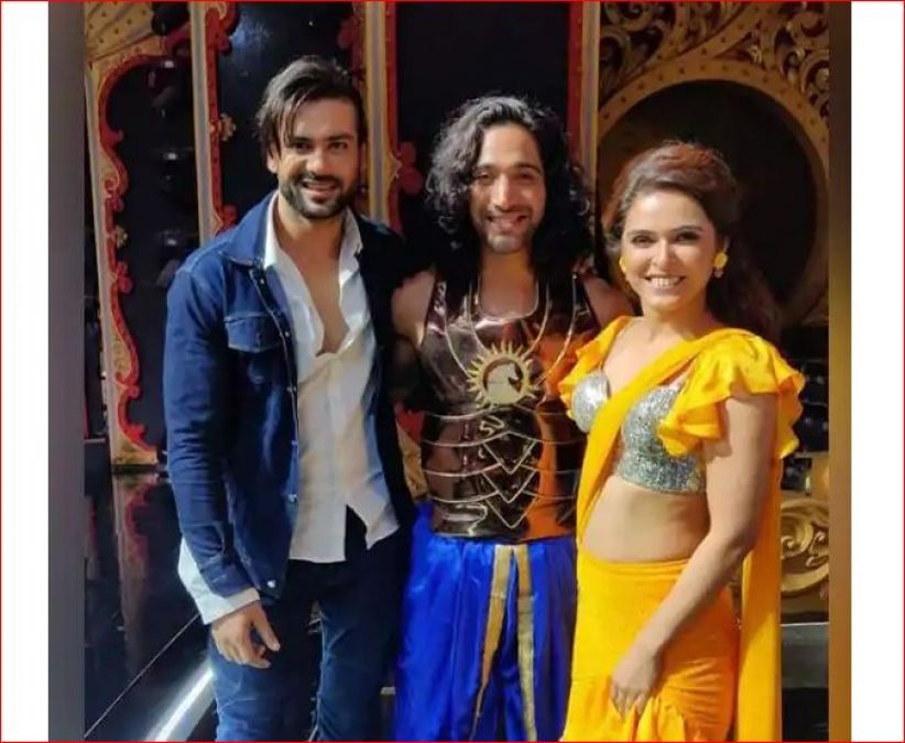 Madhurima-Vishal's choreographer Sanam refused to teach dance before wild card entry