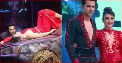 Urvashi and her ex Anuj all set for wild card entry in 'Nach Baliye 9'