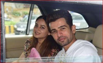 Mahhi Vij And Jay Bhanushali Finally Take Their Newborn Angel Home, check out cute photo here