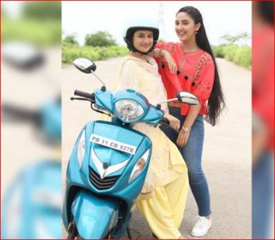 This TV Actress injured On The Set Of Her Sony TV Show 'Patiala Babes'