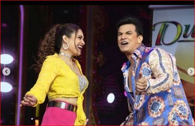 After Madhurima and Vishal, this couple's choreographer left the show