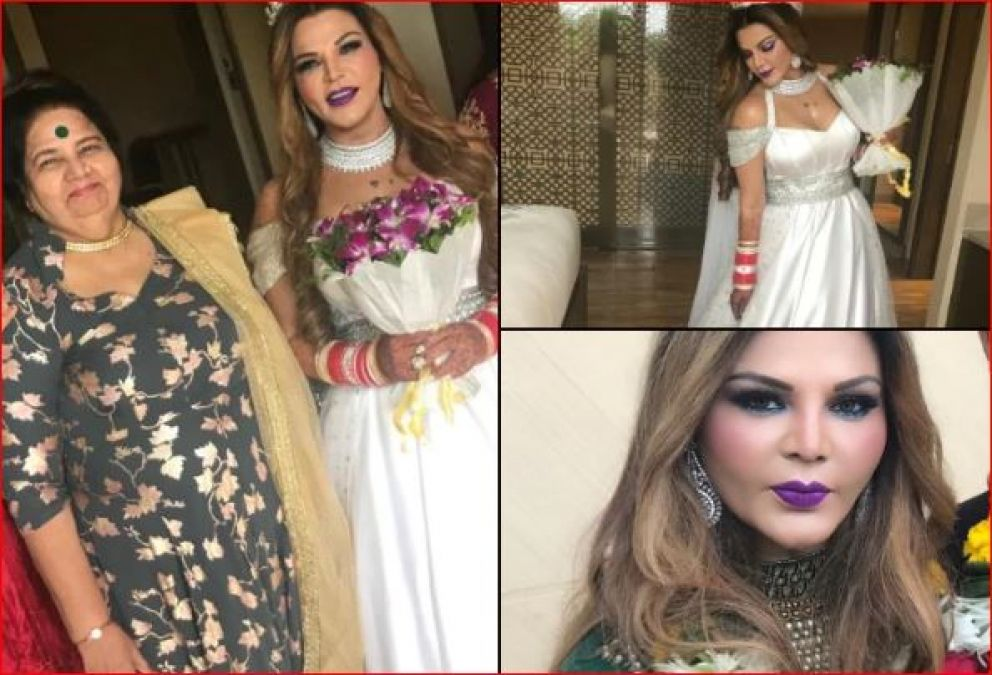 Rakhi Sawant will be seen in Bigg Boss 13 with her husband, will reveal this about marriage
