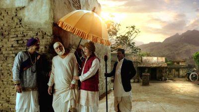 Tushar Dalvi replaced Abeer Soofi in the show  'Mere sai: Shraddha aur Saburi