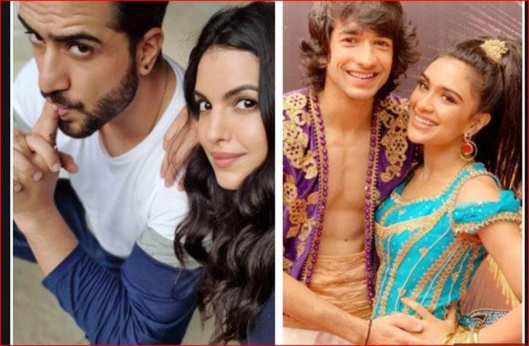 Shantanu Maheshwari-Nityaami Shirke 'Faked' Relationship to Enter Nach Baliye 9?