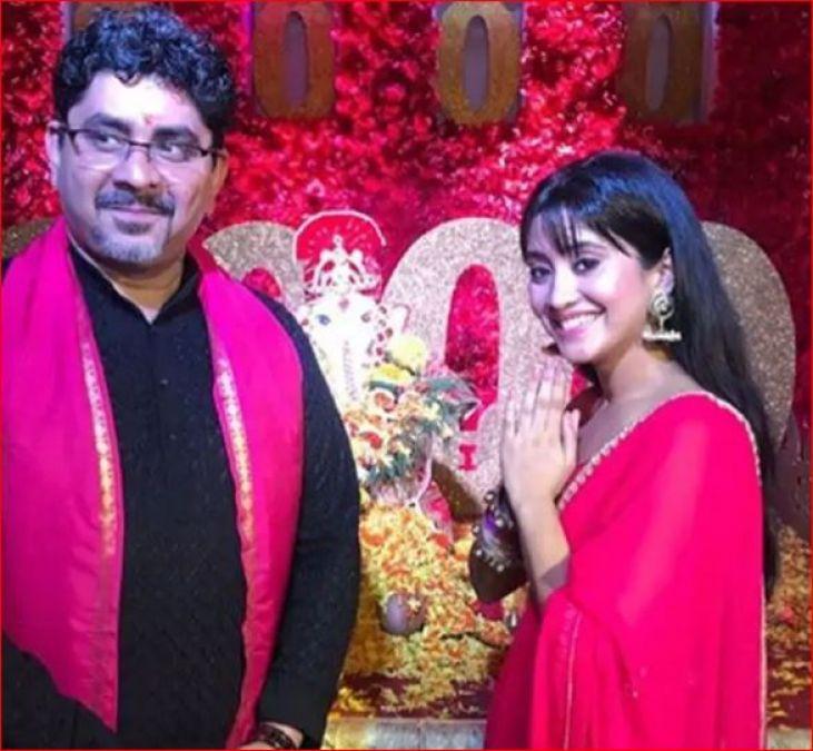 The stars of 'Yeh Rishta Kya Kehlata Hai' bid farewell to Lord Ganesha