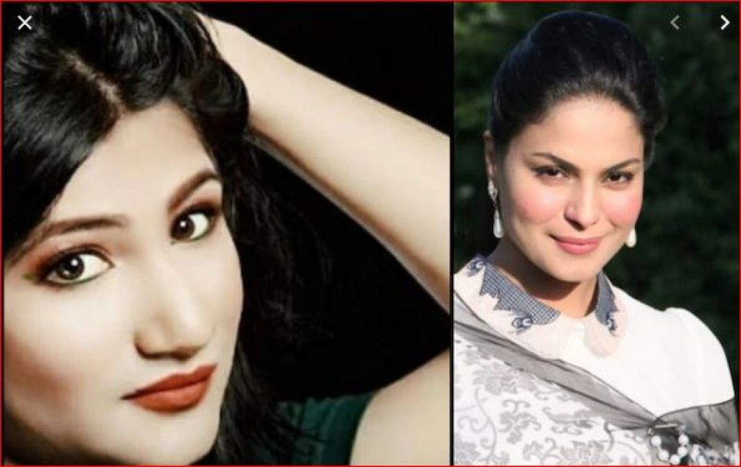 Mahika Sharma, who was angry at the comment of this Pakistani actress on Chandrayaan 2, said- 'Our cat...'