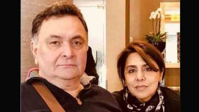 Rishi Kapoor returned home after his treatment, Kapil shared this tweet