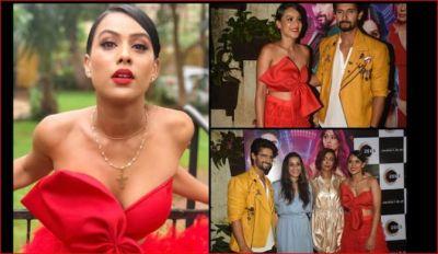 Nia Sharma sets fire at Jamai Raja 2 screening