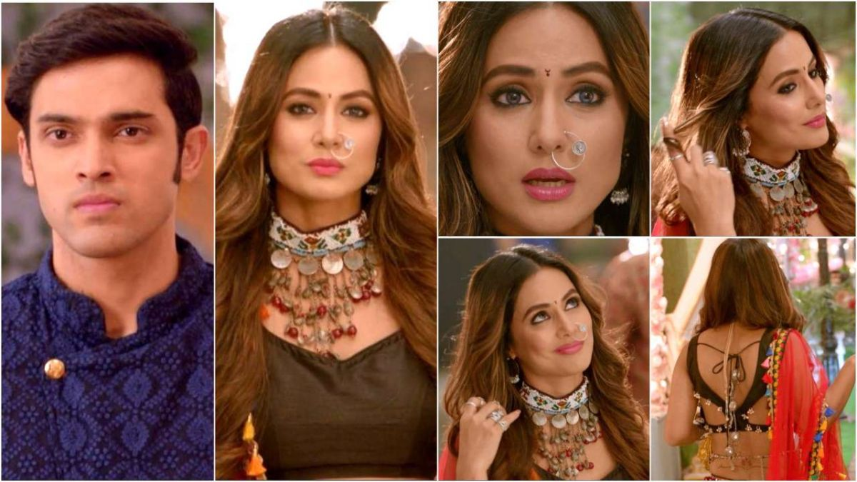 Rumours of Hina Khan playing the character of Komolika, fans angry