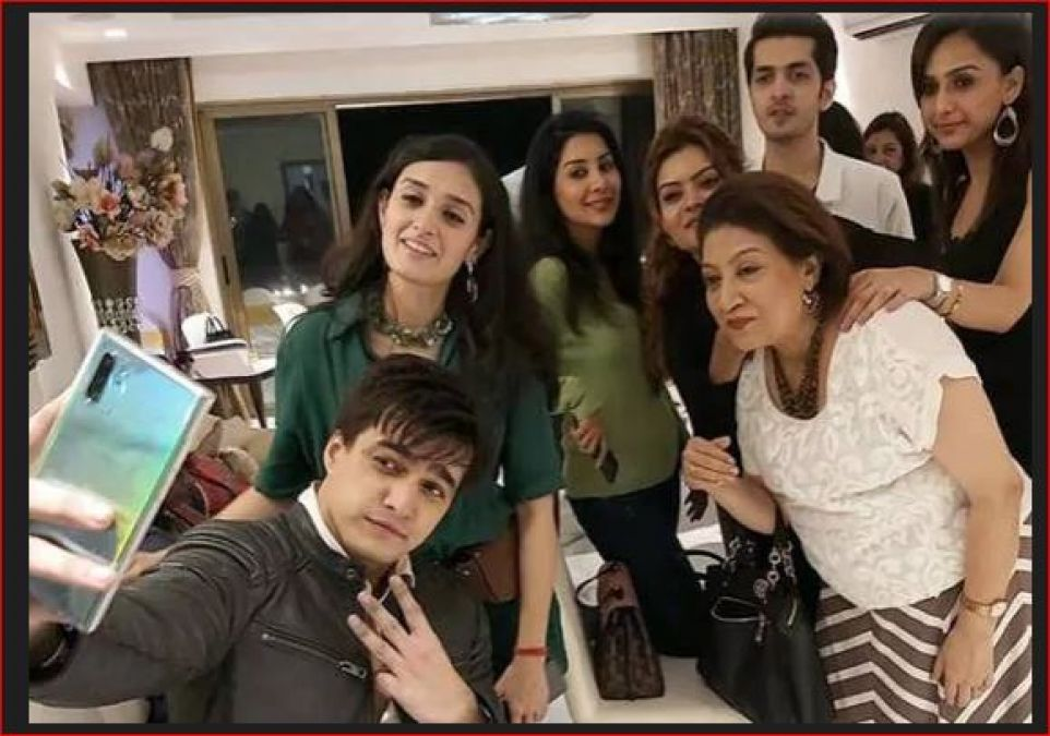 Modern look of this mother-in-law of 'Yeh Rishta ...' was seen in the party, see pics