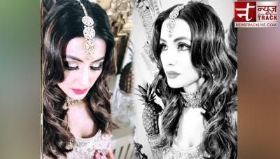दुल्हन के लिबास में नजर आईं हिना खान, क्या कर ली शादी?