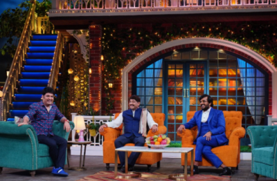 Manoj Tiwari and Ravi Kishan to attend Kapil Sharma show, video goes viral