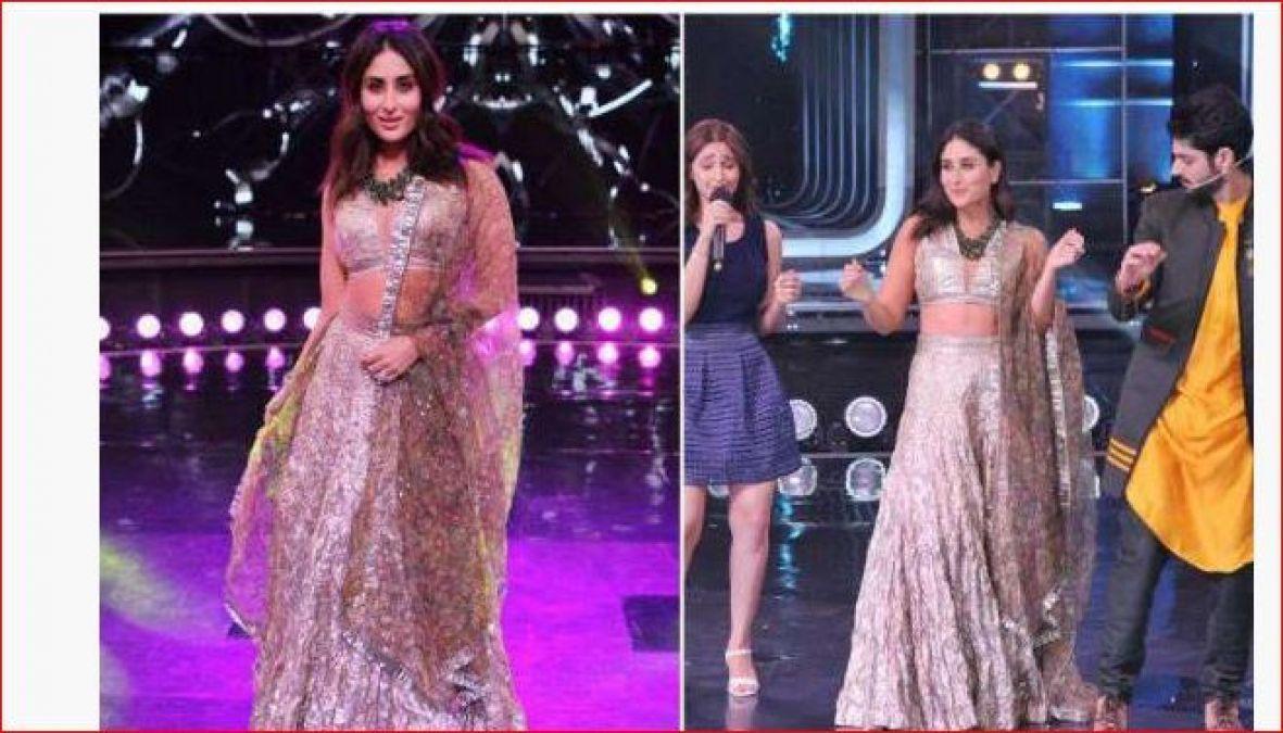 रियलिटी शो 'डांस इंडिया डांस' के सेट पर ध्वनि भानुशाली ने पूरी की अपनी ख्वाहिश