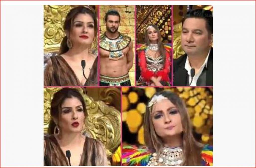 Raveena Tandon says this on the wild card entry of Urvashi Dholakia and Anuj Sachdeva