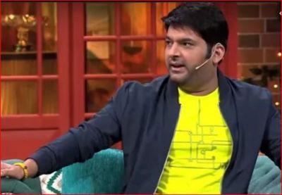Video: Kapil  flirts with married actress, her replay made comedian speechless