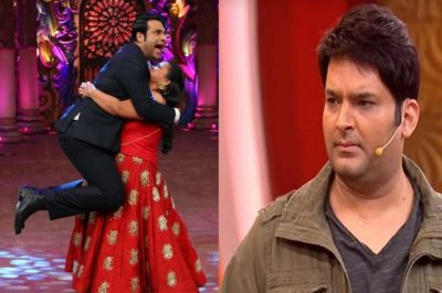 Krishna Abhishek does not get tired thanking Bharti for this reason