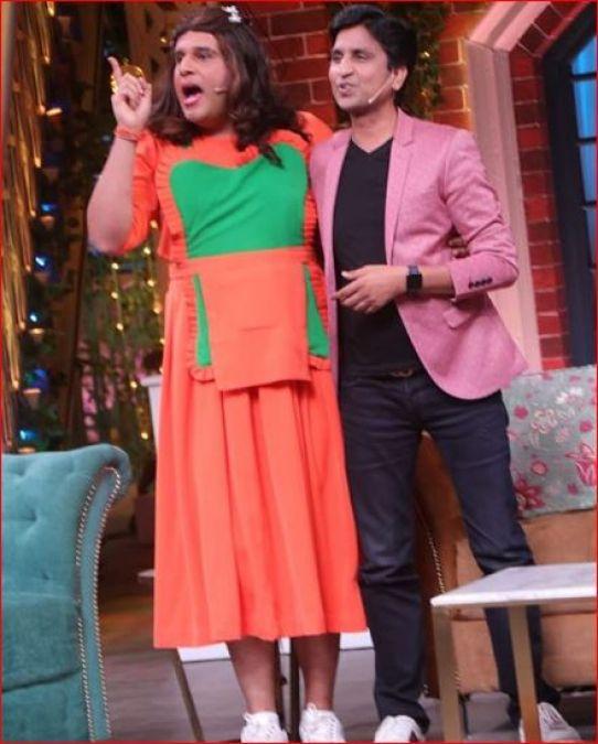Kumar Vishwas will be seen in The Kapil Sharma show