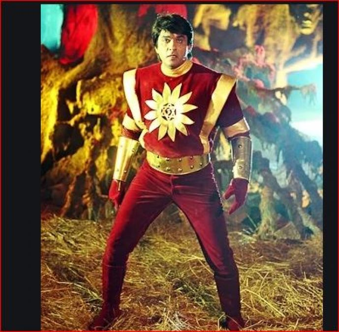 Mukesh Khanna got furious over Malayali actor who became Shaktimaan, said- 'Legal action ...'